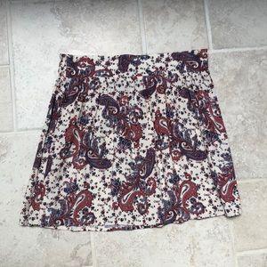 Living Doll Paisley Skirt